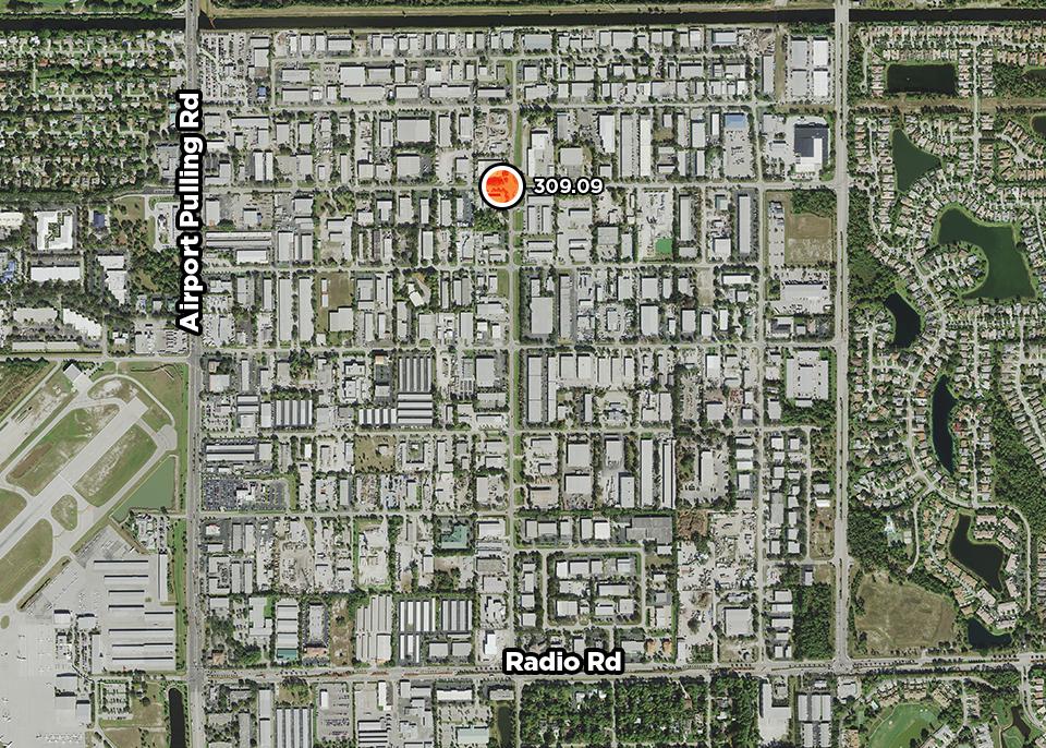B305 PS 309.09 Rehab map